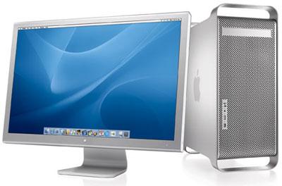 Оборудование Apple на моем столе дизайнера