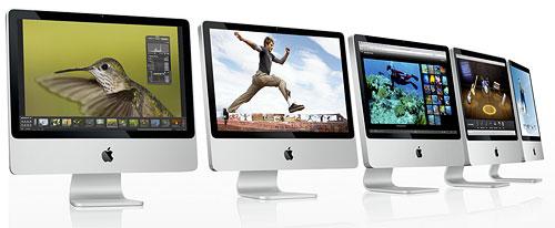 Глянцевые iMac